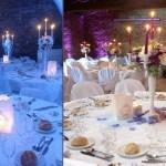 Décoration de table sur-mesure pour votre mariage