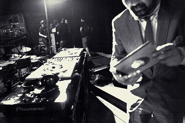 Dub Store Records, Naoki ienaga