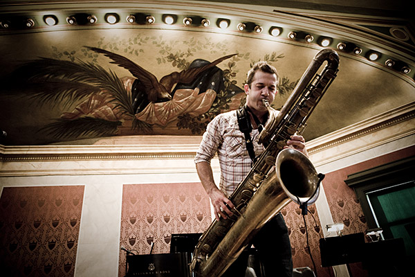 Colin Stetson by Keith Klenowski