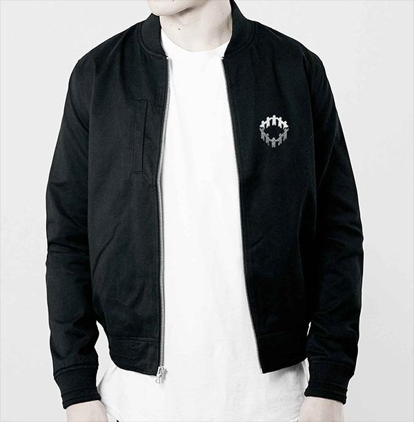Rhythm Section Bomber Jacket