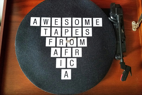Awesome Tapes from Africa Slipmat