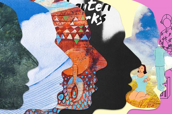 Unseen Worlds collage