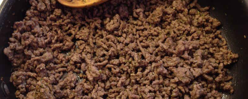 10lb Bag of Medium Ground Beef – $3.99/lb