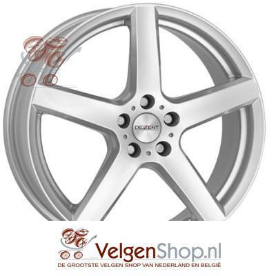Dezent TY Silver 16 inch