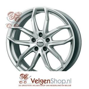 Rial LUCCA Polar Silver 18 inch