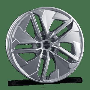 BORBET TX metal grey glossy