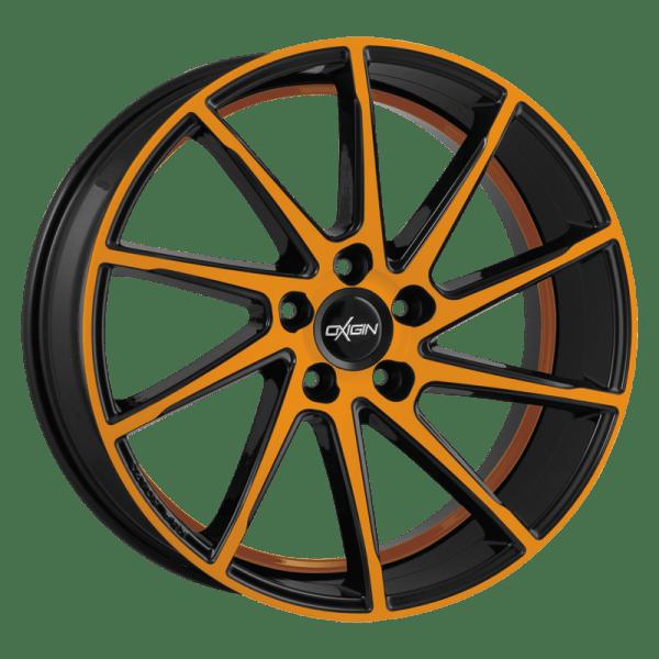 Oxigin 20 Attraction orange polish Mat
