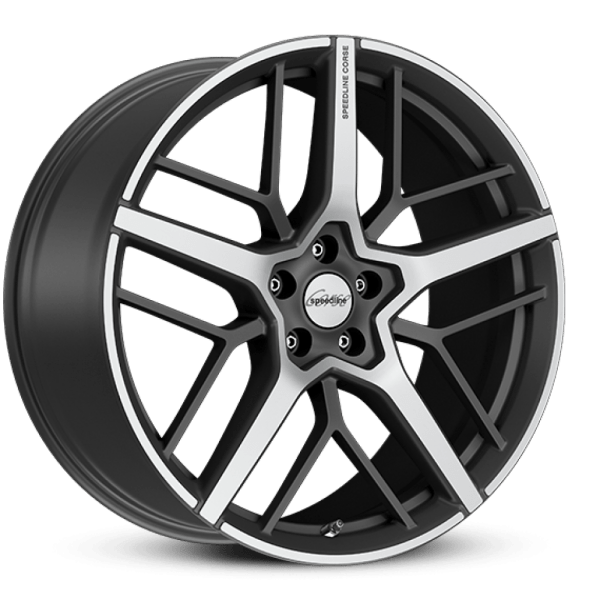 Speedline SL8 Dominatore ORBIT GREY-Mat