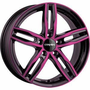 Carmani 14 Paul pink polish