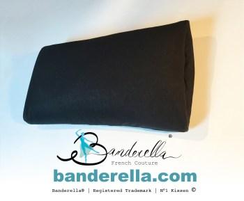 Superweicher Kissenbezug aus hautfreundlichem Modal, nahtlos und ohne Reissverschluss. Wird einfach an den Seiten eingeschlagen.