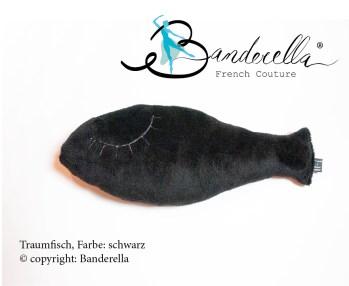 Traumfisch Kissen von Banderella schützen beim Seitenschlafen optimal gegen die Bildung von Falten im Dekolleté und am Hals.