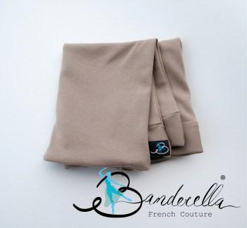 """Passend zu dem Anti Aging Kopfkissen von Banderella gibt es jetzt einen zusätzlichen Bezug in der Farbe """"Sand"""" aus Baumwolljersey mit Reissverschluß"""