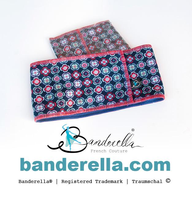 Die coolste Schlafmaske im Retrolook von Banderella