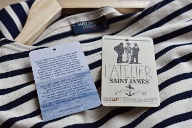 """SAINT JAMESのバスクシャツ""""ギルド""""と""""ウエッソン""""の違いを解説"""