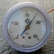 Completed kPa gauge
