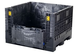 48x45x34 Bulk Container 2 drop doors