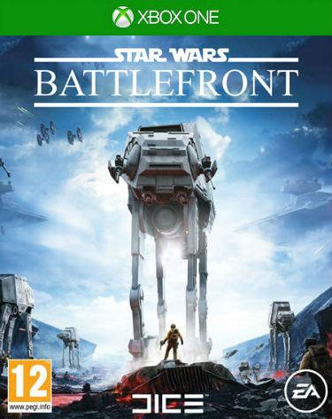 Star Wars Battlefront Xbox One Xboxone Box BAND