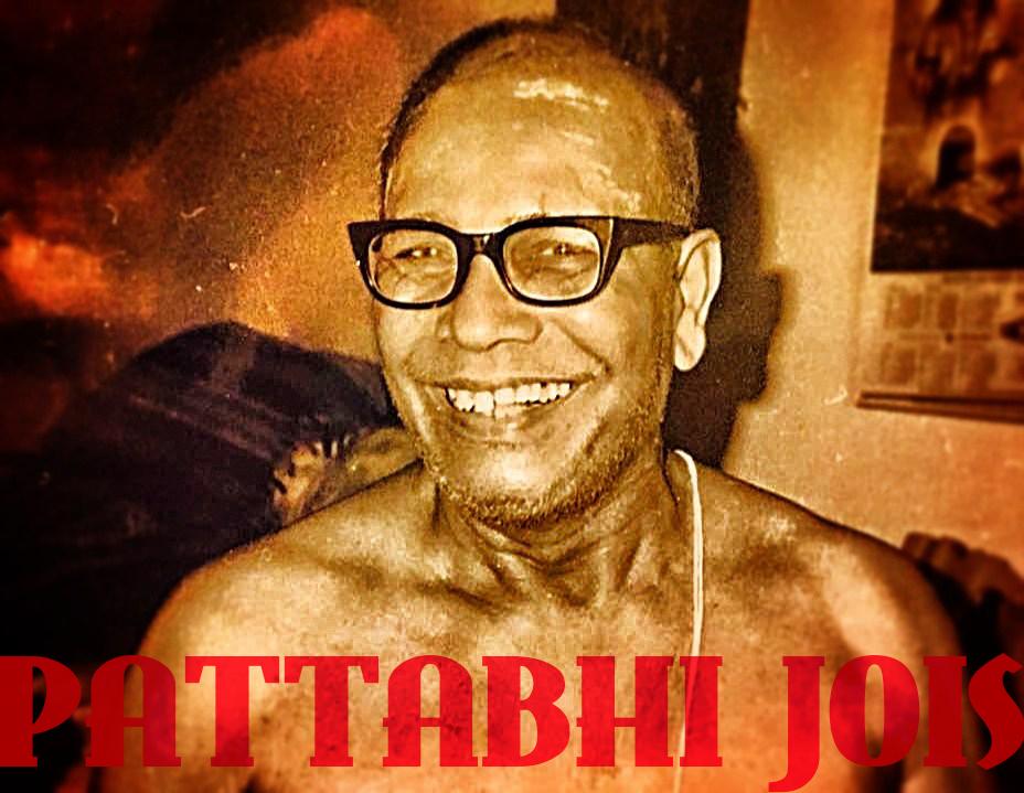 Patthabhi Jois Guruji