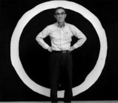 Jiro Yoshihara: Munka, 1955