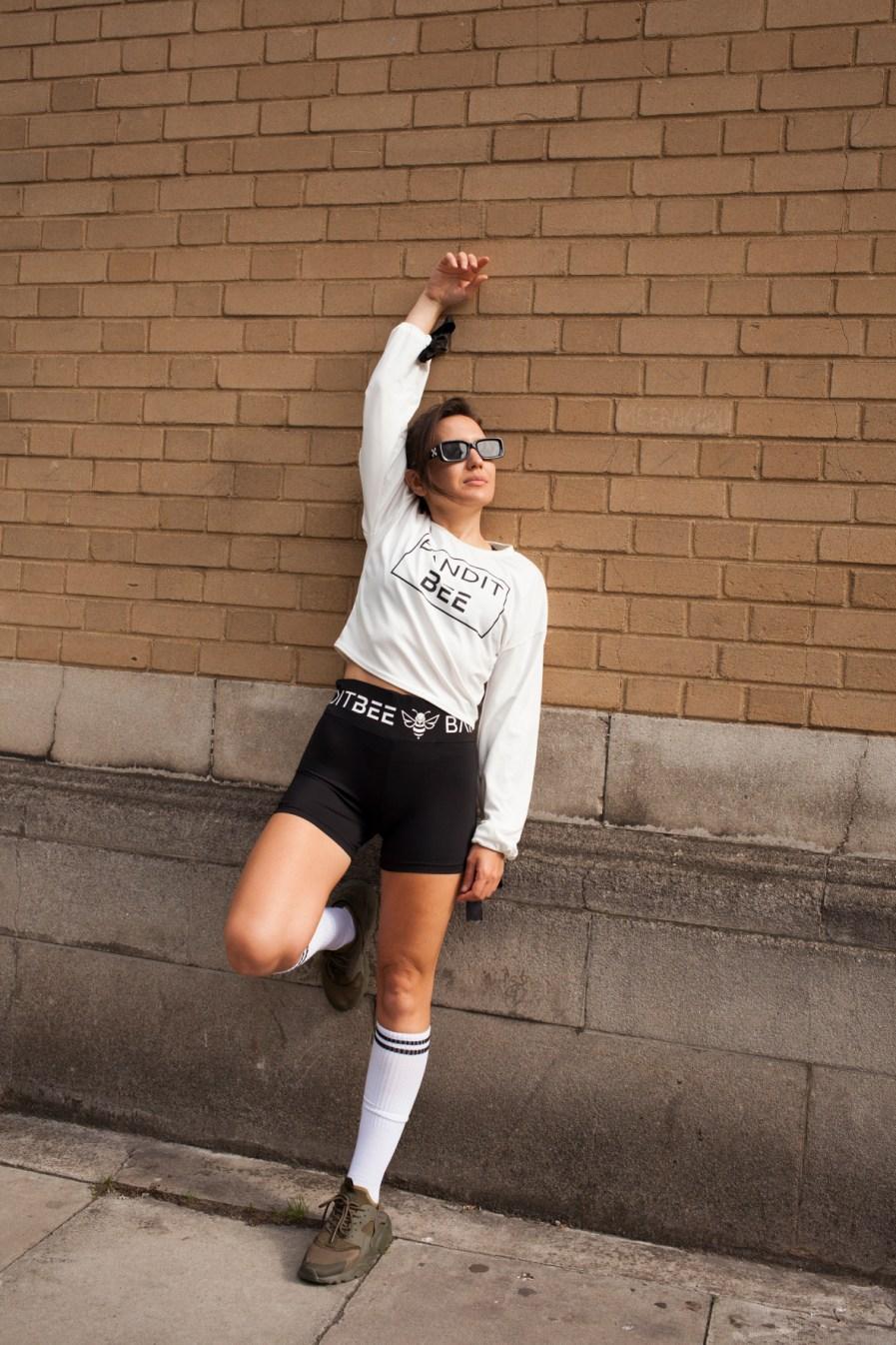 womens knee high athletic socks