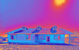 harsh sun on house protect your Investment from Arizona weather with paint