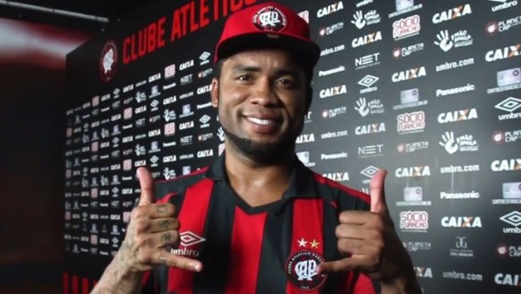 Foto: Site oficial do Atlético-PR
