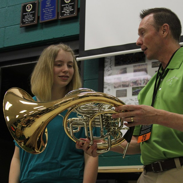 Megan Wilkerson French Horn
