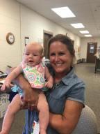 Grandma & Baby Julia