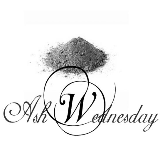 ash wednesday 2018 # 2