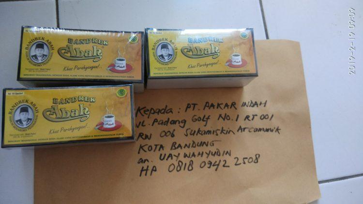 Harga Bandrek Abah Ciwidey Bandung Bagi Pribadi Area Mojosari
