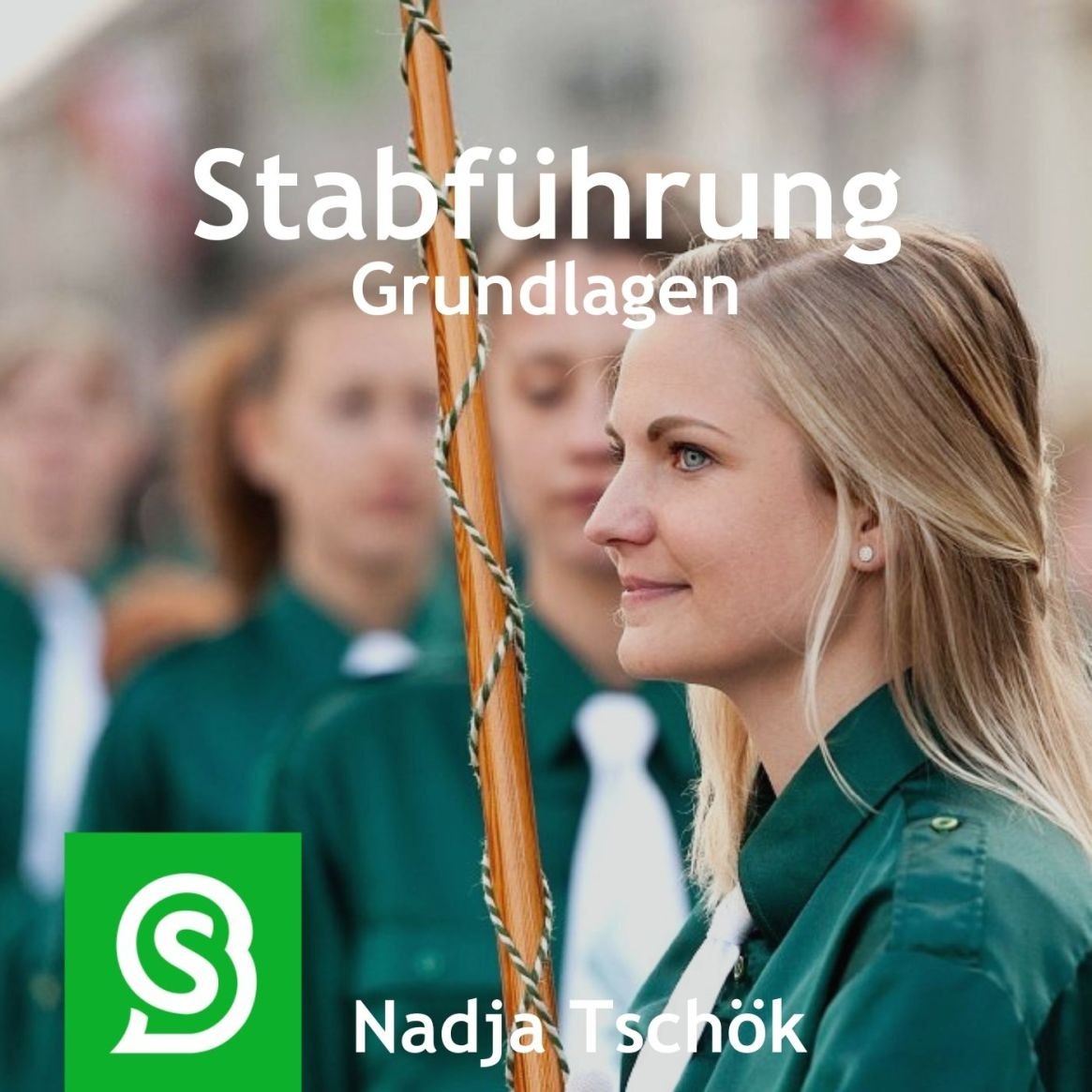 Stabführung Grundlagen lernen - mit Nadja