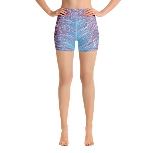 Strong Spirit Yoga Shorts