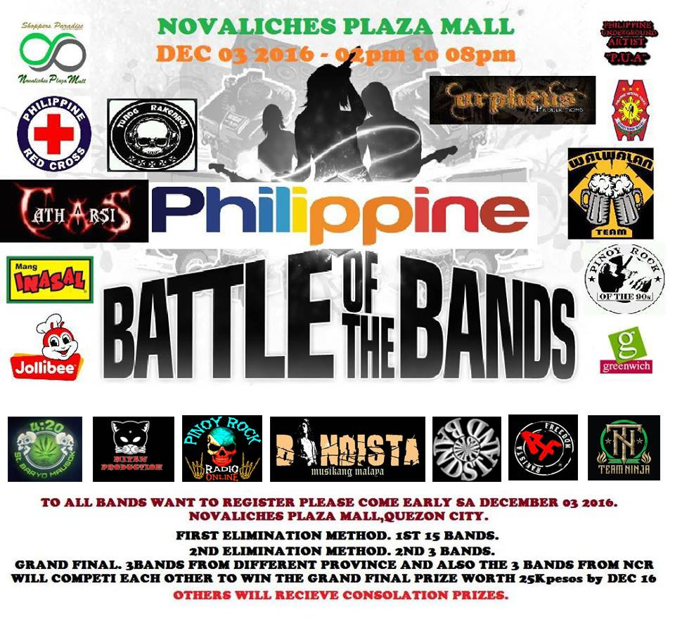 Philippine BATTLE of the BANDS