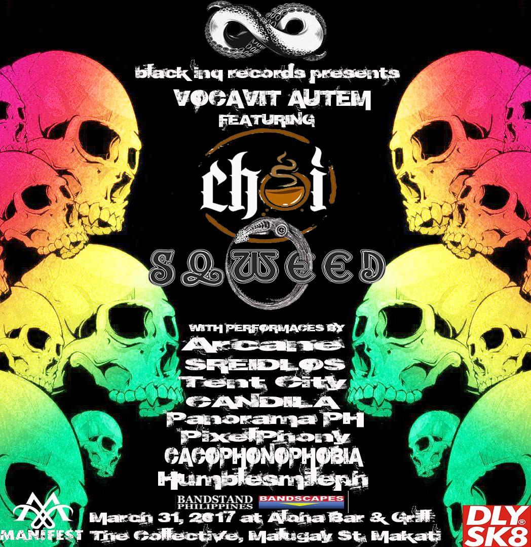 """Black Inq Records """"VOCAVIT AUTEM"""""""