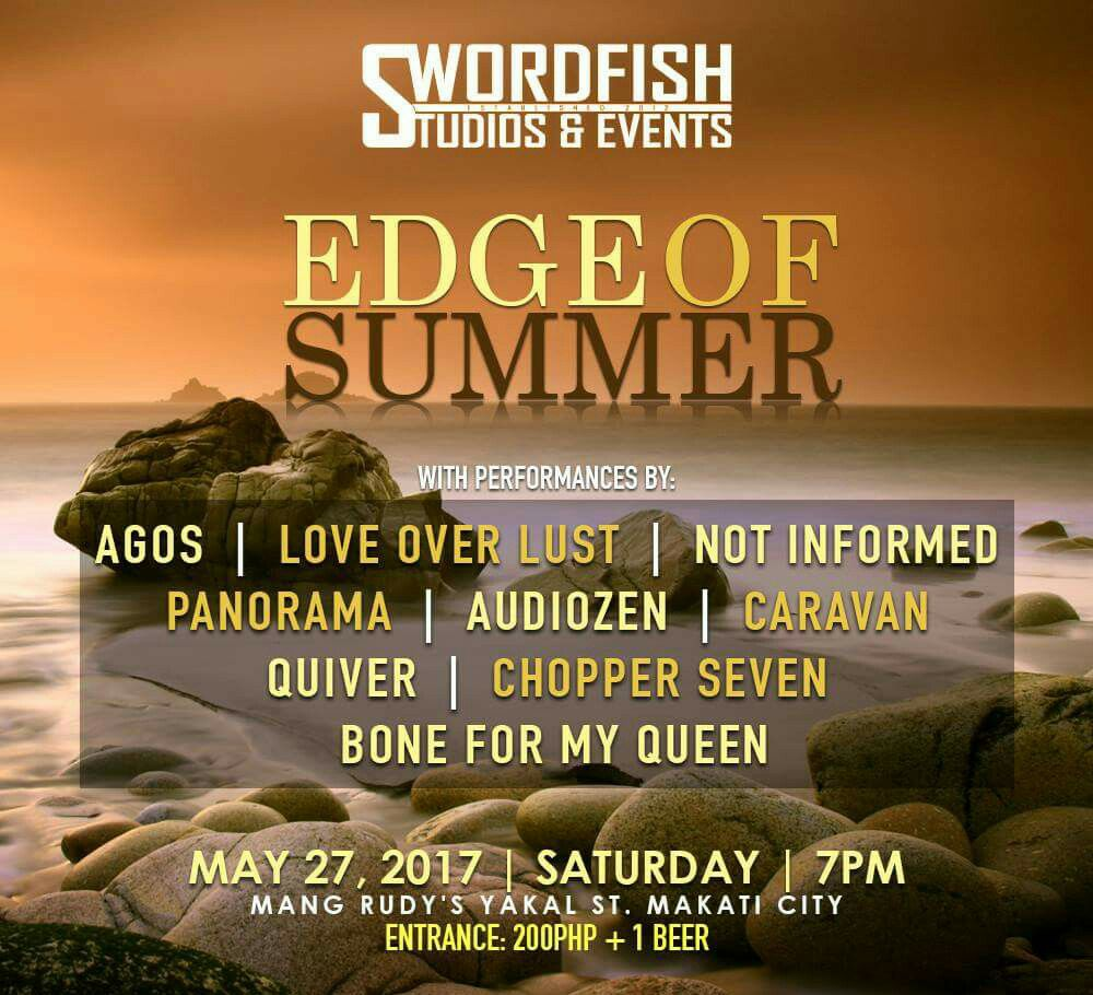 "Swordfish Studios & Events ""EDGE OF SUMMER"""