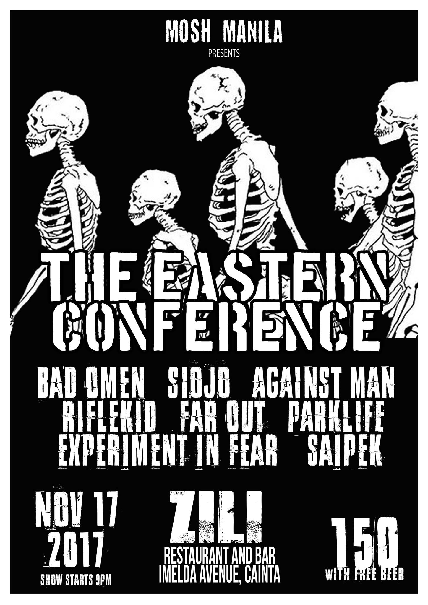 MOSH Manila : The Eastern Conference
