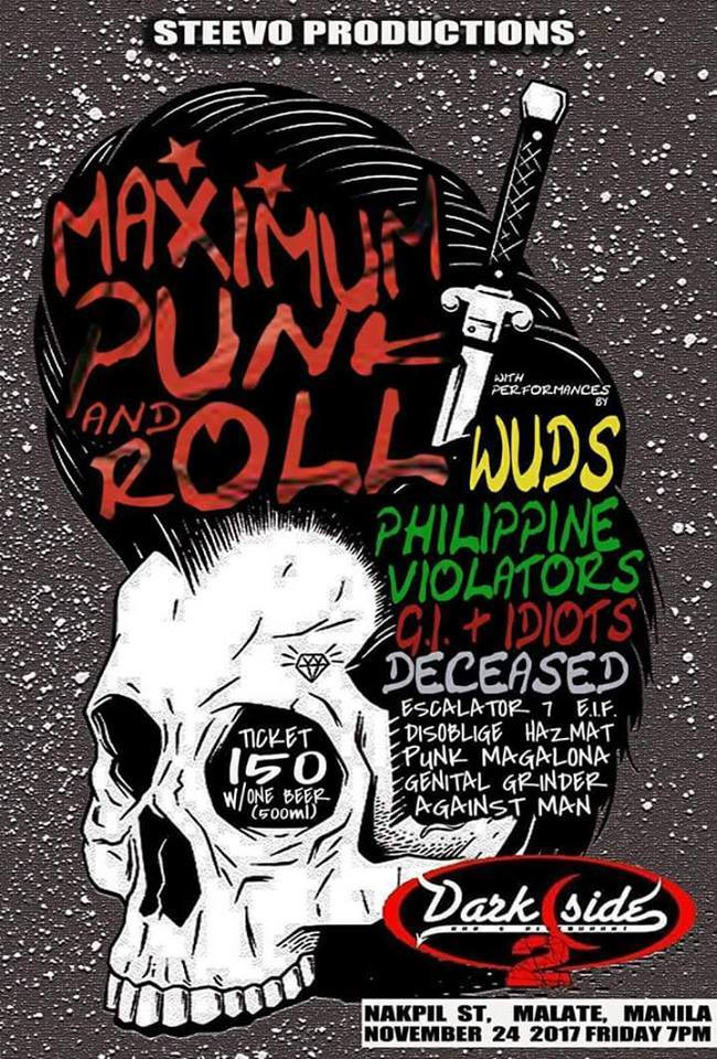 Maximum Punk and Roll!