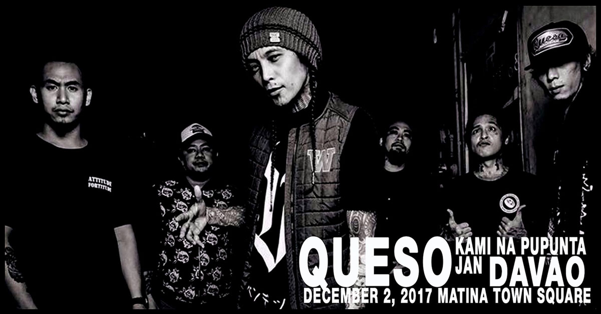 Queso: Kami Na Pupunta Jan Davao
