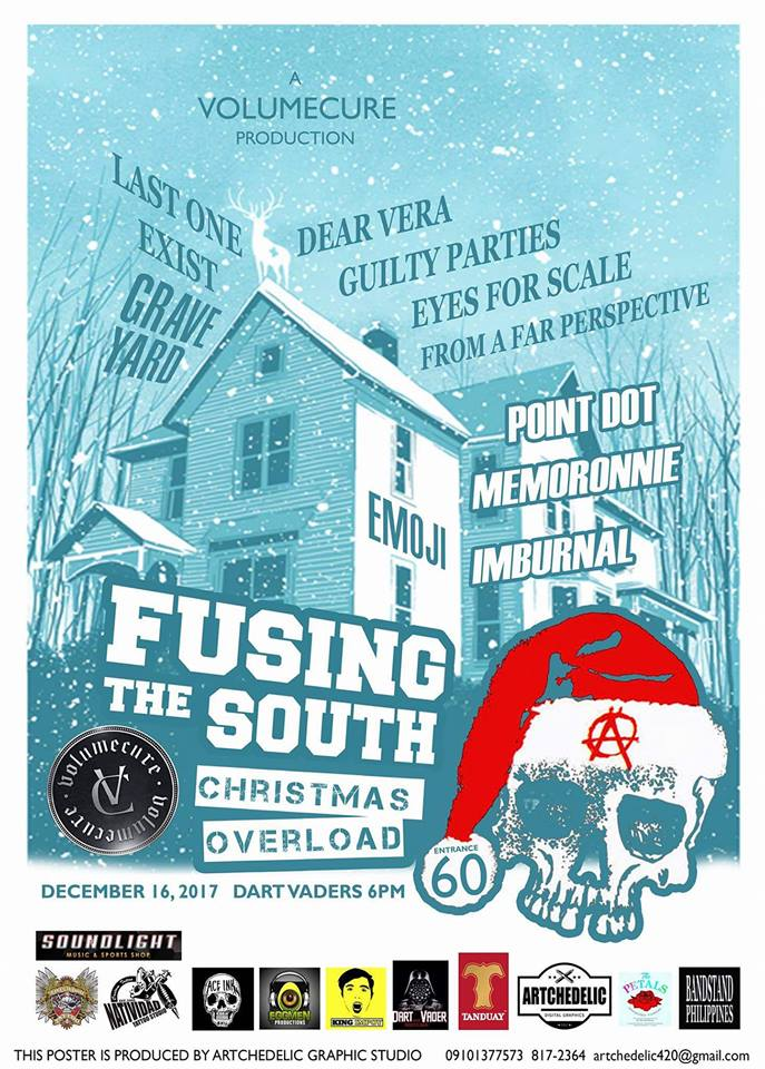 VolumeCure Productions: FUSING THE SOUTH