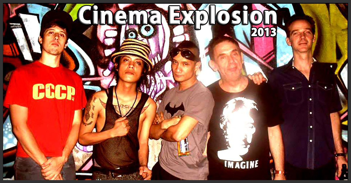 "Cinema Explosion – ""Storm Passing"""