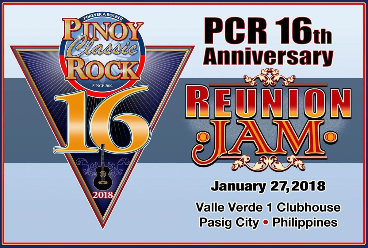 PCR 16th Anniversary Reunion Jam