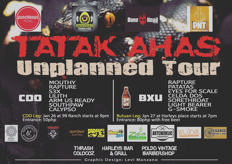 TATAK AHAS Unplanned Tour