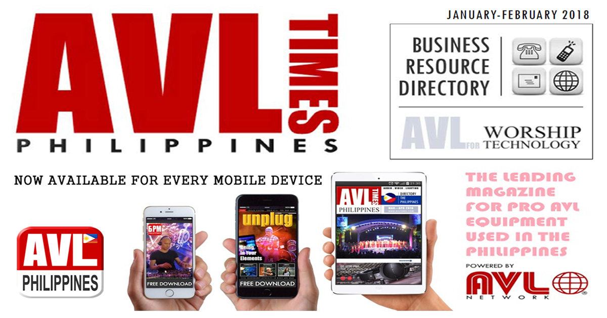 AVL TIMES Philippines: January-February 2018