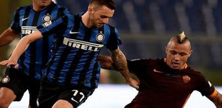 Inter Milan vs AS Roma.