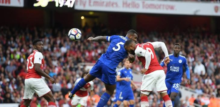 Arsenal vs Leicesnter City (Getty Images)