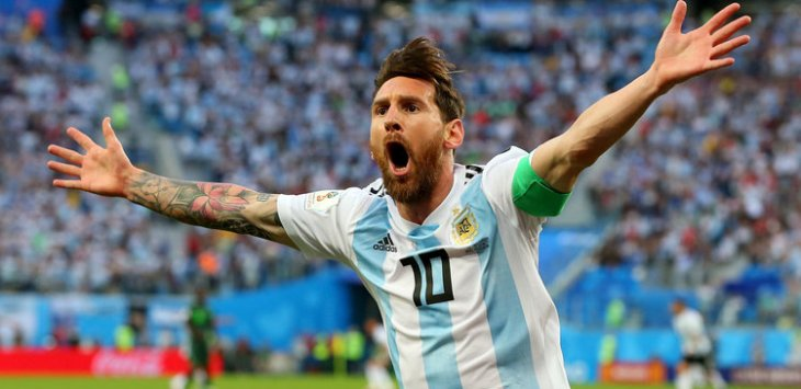 Lionel Messi (Alex Livesey/Getty Images)