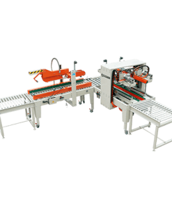 XFK-4 Automatic Carton Sealing Packaging Line