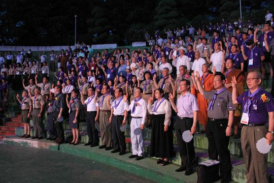 World Scout Inter-religious Symposium