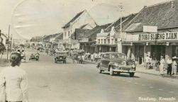 Jalan A Yani Kosambi Tempo Dulu