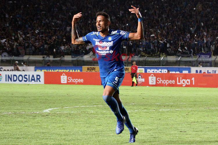 Striker Persib Bandung, Wander Luiz